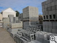 Concrete Block Lintels Steps